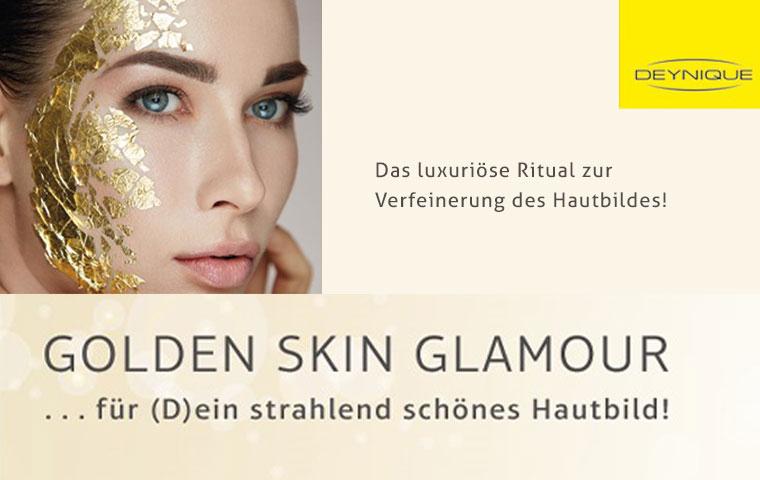 Golden Skin Glamour Erklärung