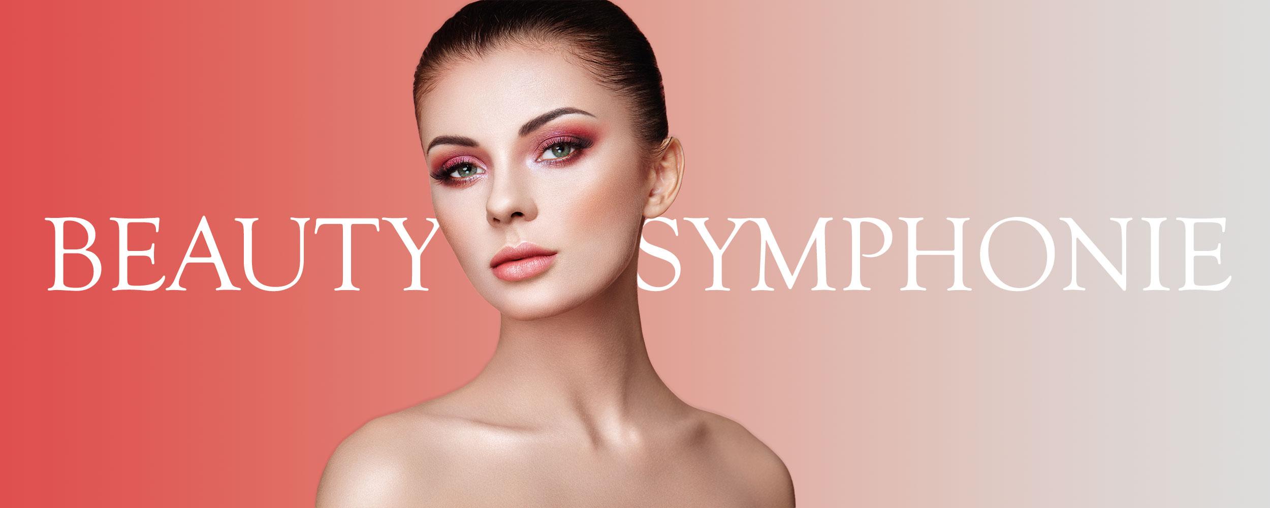 Beauty Symphonie Banner